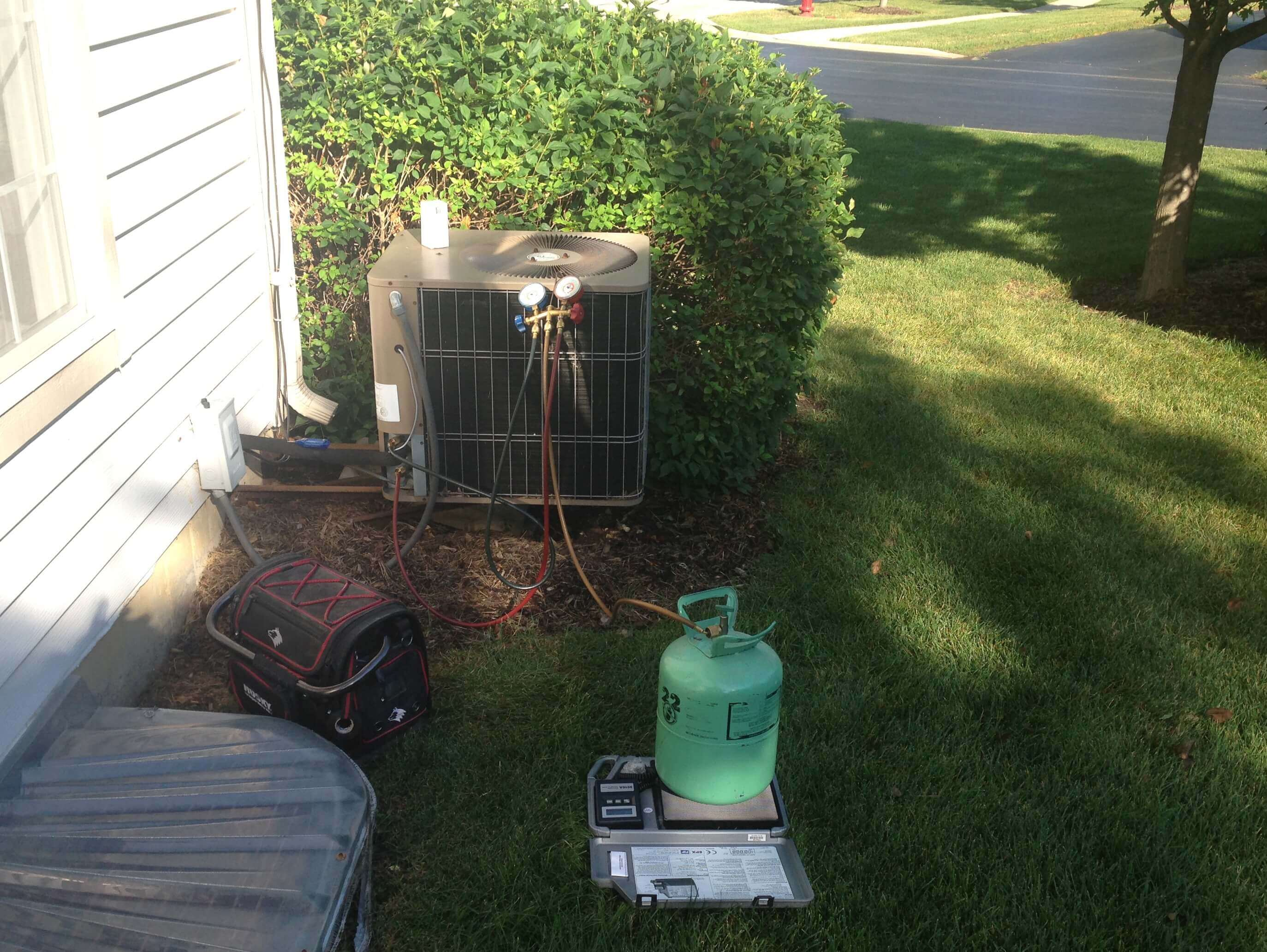 Air Conditioning Units Repair and Maintenance